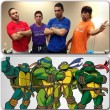 alpha male turtles
