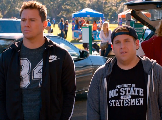 """22 Jump Street"" Introduced With Red Band Trailer"